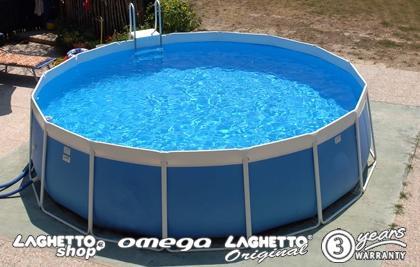 Piscine esterne Laghetto Milano,prezzi piscine con sconti.